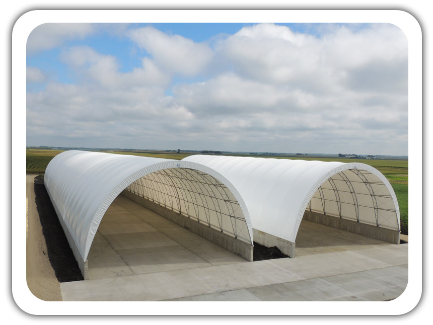 dp series fabric buildings