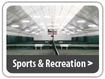 Sports & Recreation Building Solutions. Athletic facility, indoor soccer arena, hockey arena, tennis facility, motor sports arena and more.