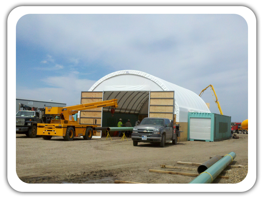 Photo gallery & Temporary Buildings and Portable Structures for Oil Gas and Mining ...