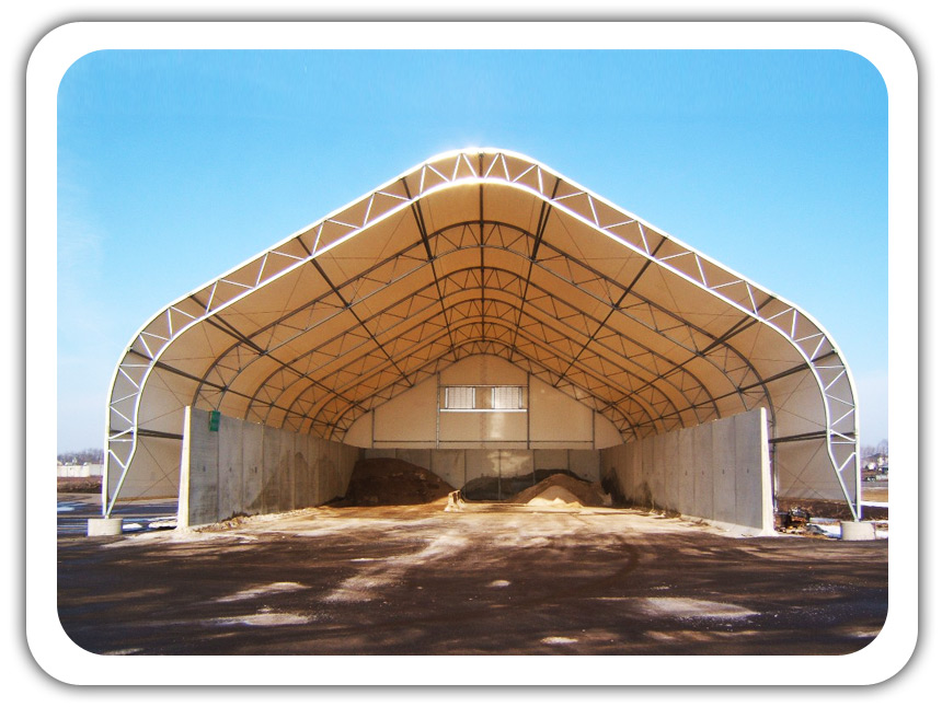 Bulk Salt Storage Sheds Amp Sand Storage Barns