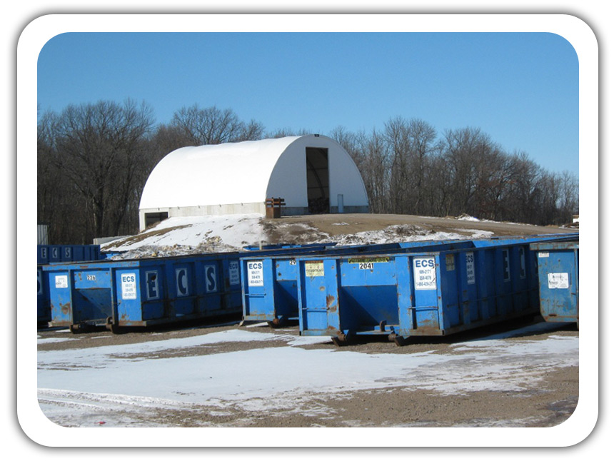 Waste Transfer Station Amp Recycling Facility By Natural