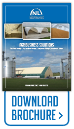 Download brochure for agribusiness commodity storage applications.